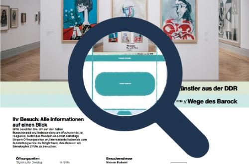 Beitragsbild Website Audit Erster Eindruck